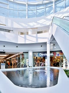 Centre commercial Alma ©Franck Hamon