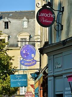 Rue Nantaise à Rennes ©Franck Hamon