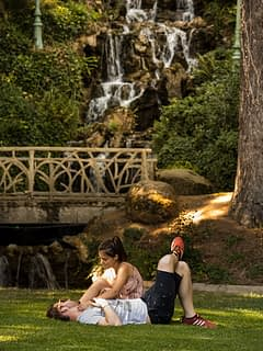 Thabor Park ©Bruno Mazodier